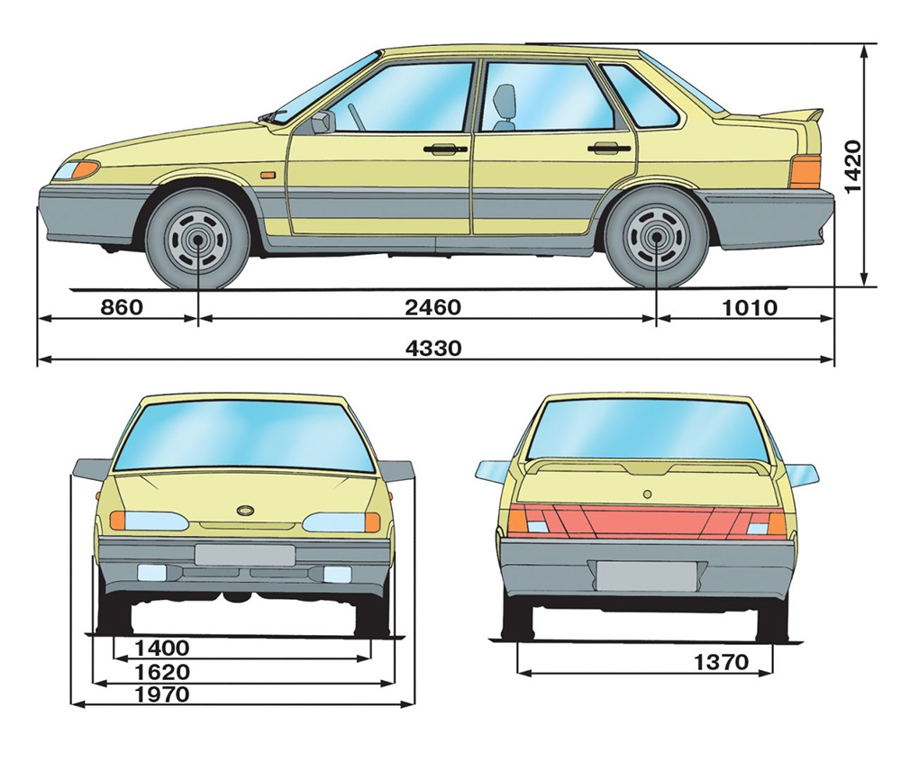 Adjusting the valves on the VAZ-2114 with your own hands: the features of the work